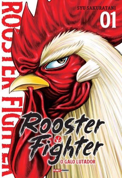 Rooster Fighter - O Galo Lutador - Volume 01