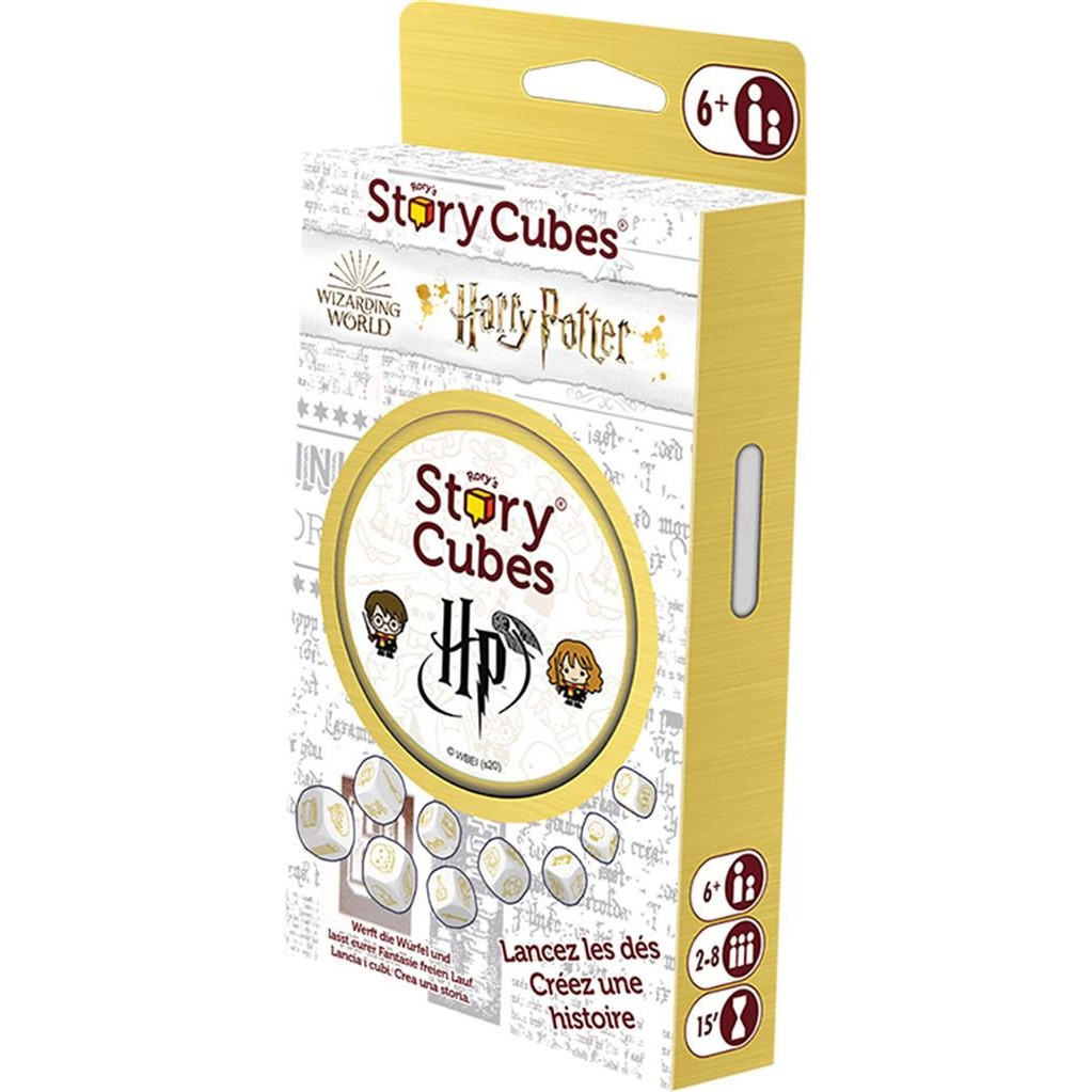 Rory's Story Cubes - Harry Potter