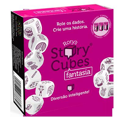 Rory Story Cubes: Fantasia