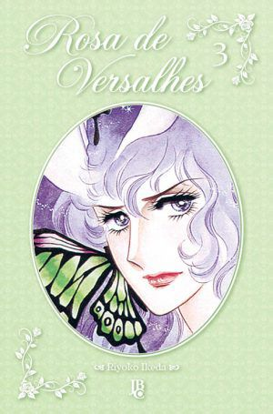 Rosa de Versalhes - Volume 03
