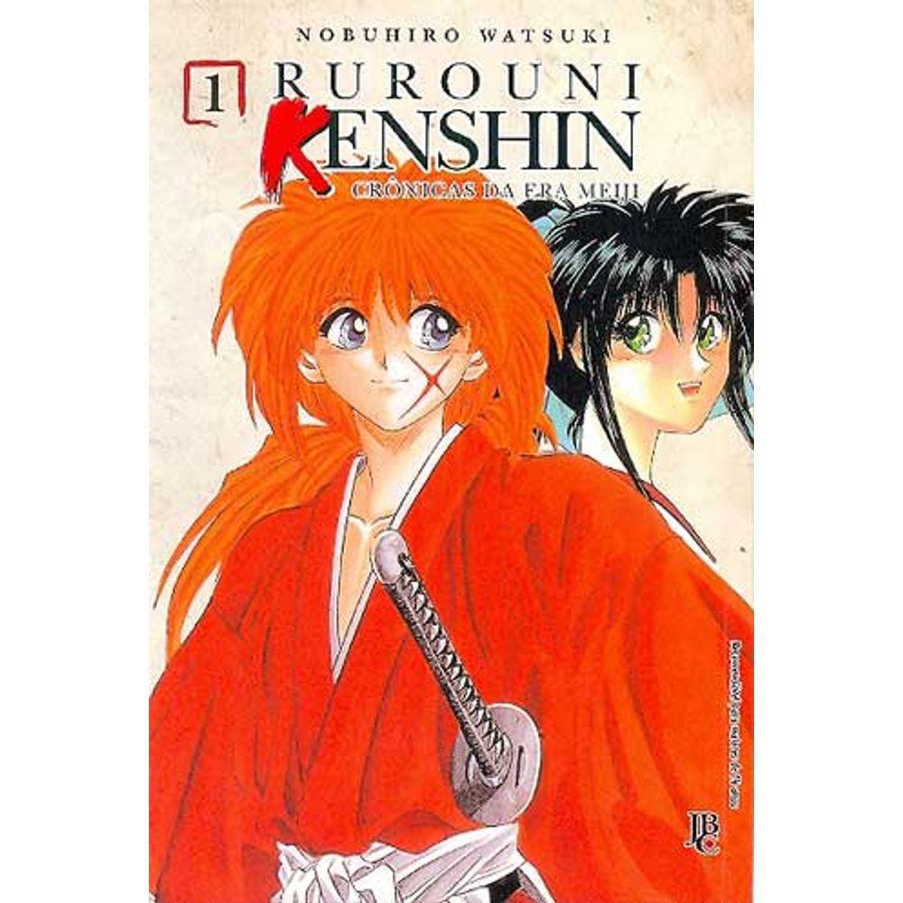 Rurouni Kenshin - Crônicas da Era Meiji - Volume 01 - Usado