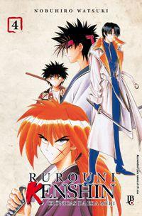 Rurouni Kenshin - Crônicas da Era Meiji - Volume 04