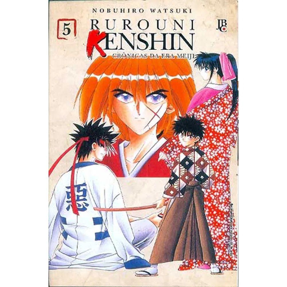 Rurouni Kenshin - Crônicas da Era Meiji - Volume 05 - Usado