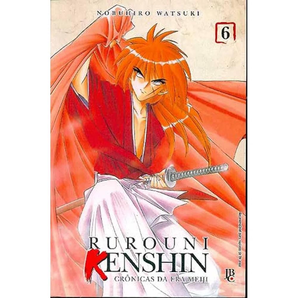 Rurouni Kenshin - Crônicas da Era Meiji - Volume 06 - Usado