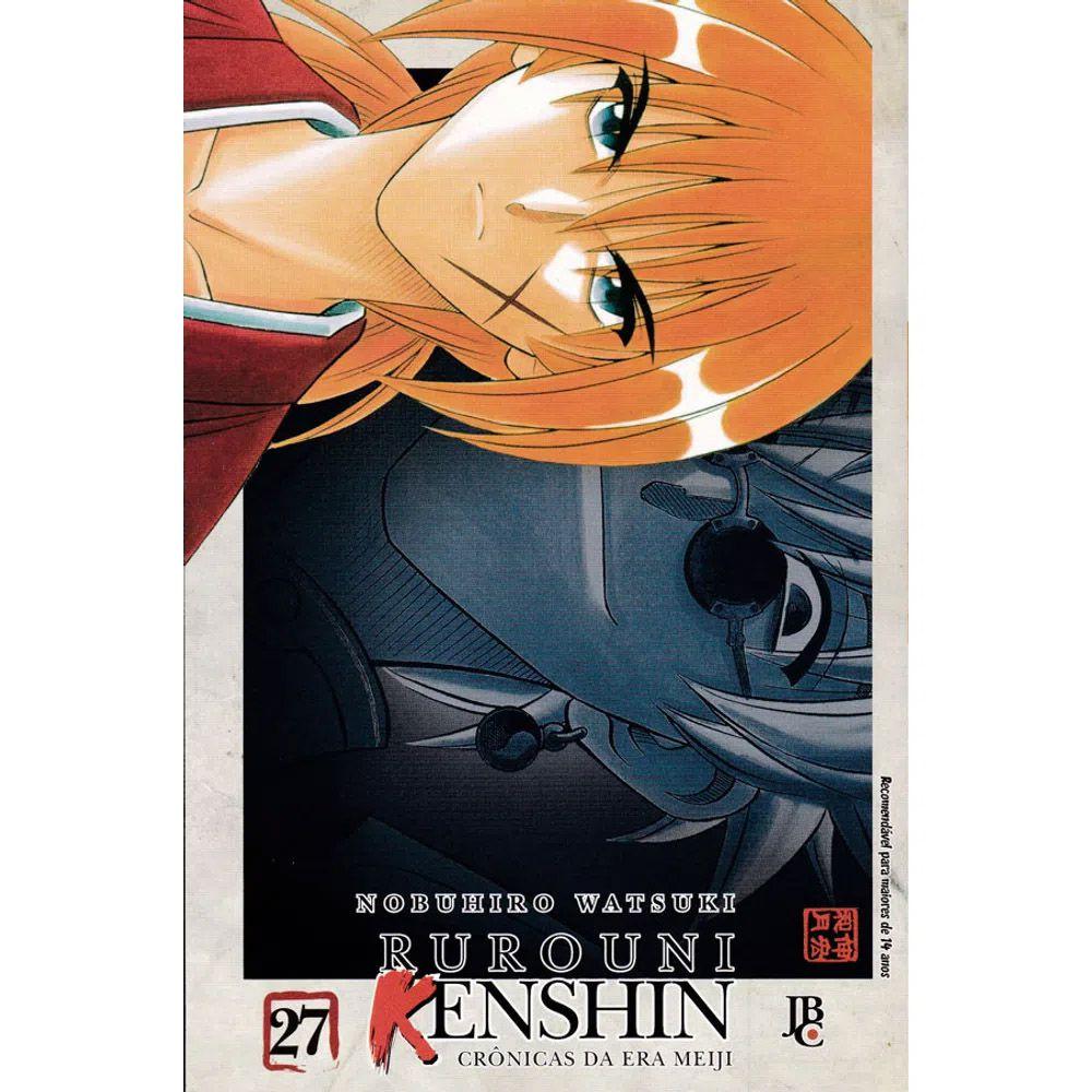 Rurouni Kenshin - Crônicas da Era Meiji - Volume 27 - Usado