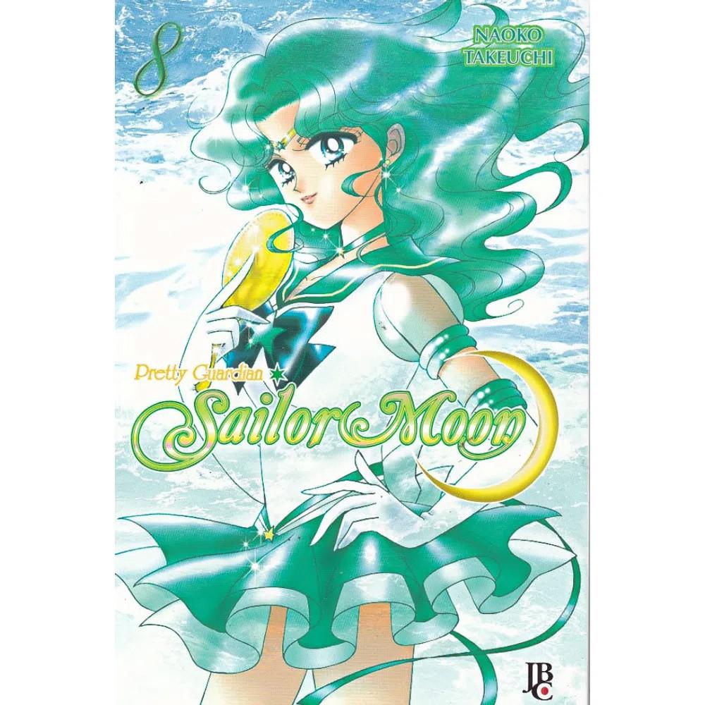 Sailor Moon - Volume 08 - Usado