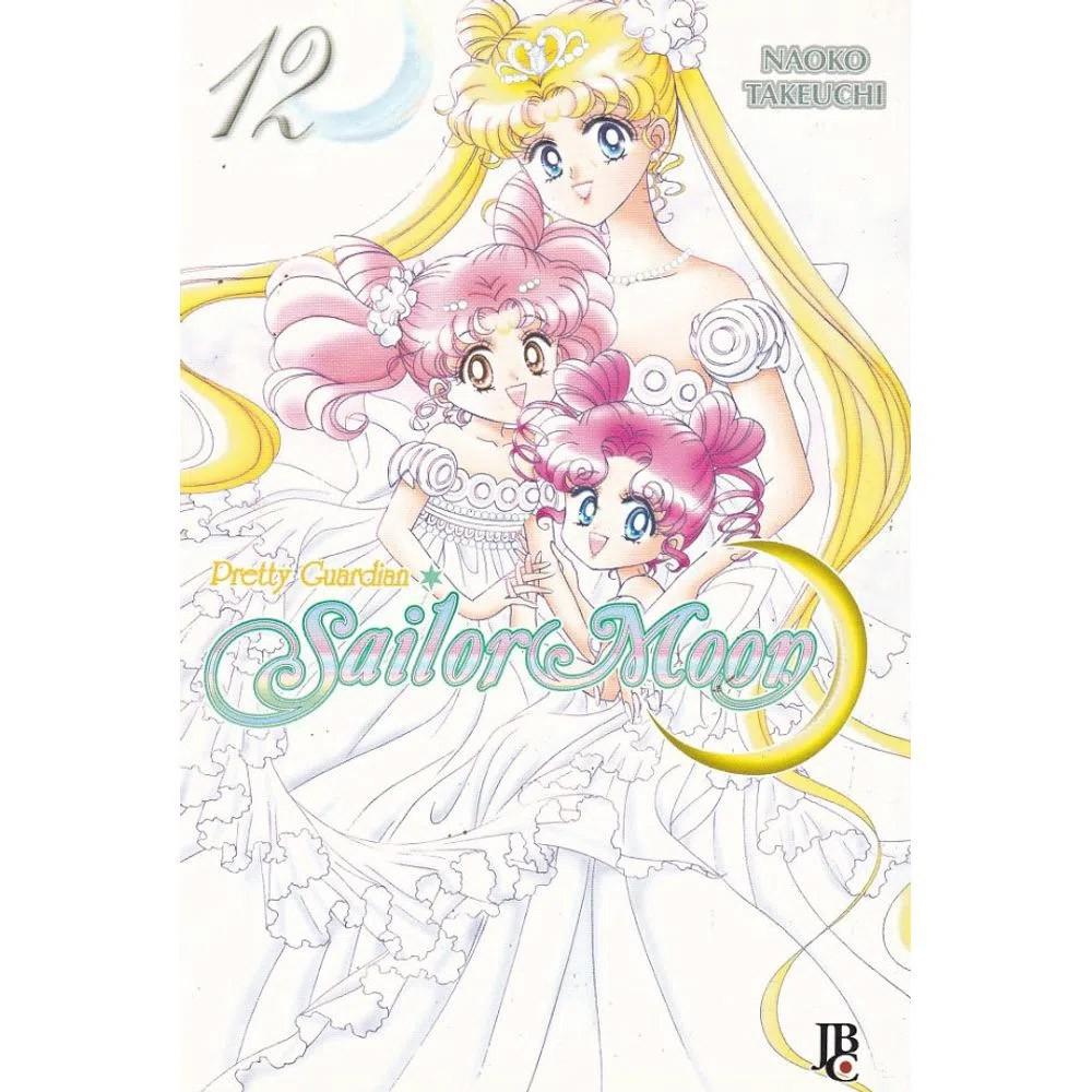 Sailor Moon - Volume 12