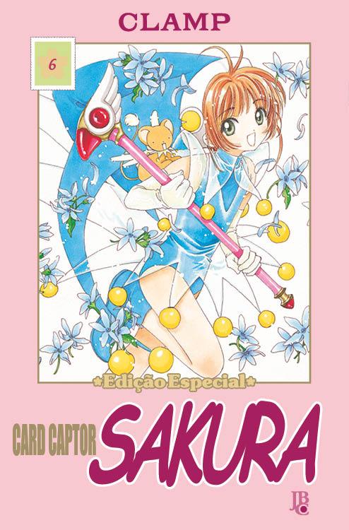 Sakura Card Captors / Cardcaptor Sakura - Volume 06