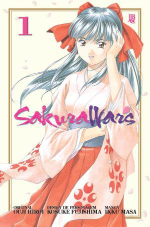 Sakura Wars - Volume 01 - Usado