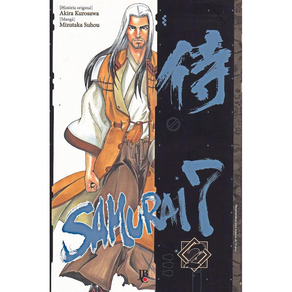Samurai 7 - Volume 02 - Usado
