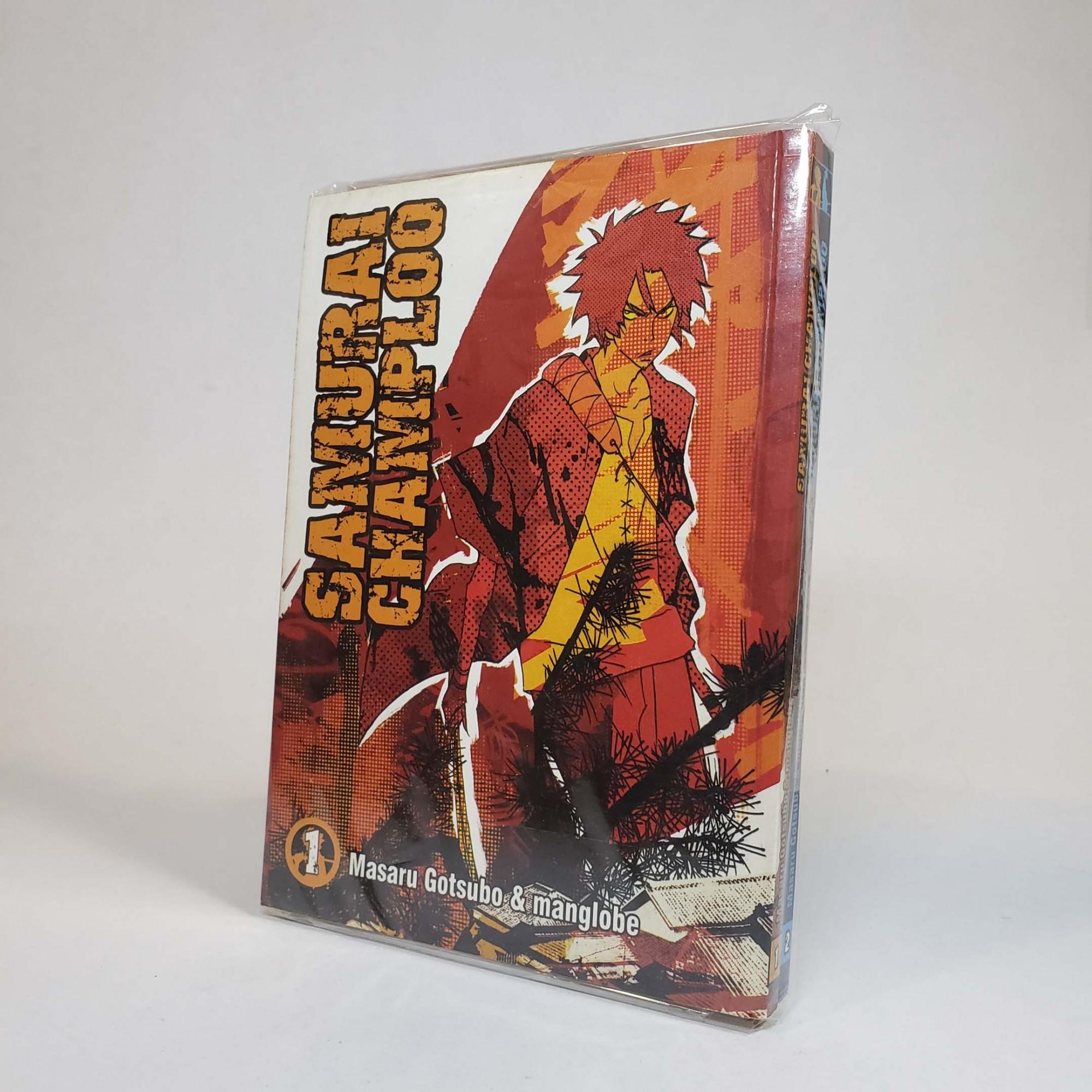 Samurai Champloo - 1 e 2 - Coleção Completa - Pack
