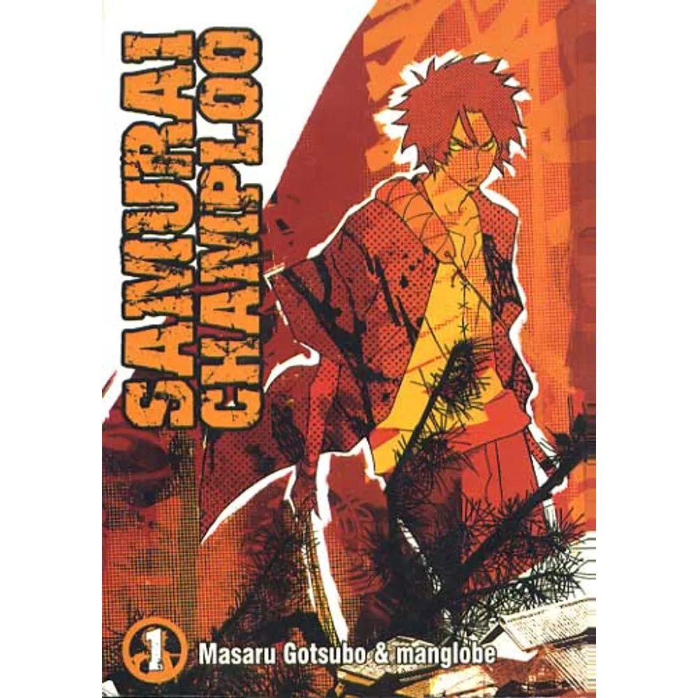 Samurai Champloo - Volume 01 - Usado