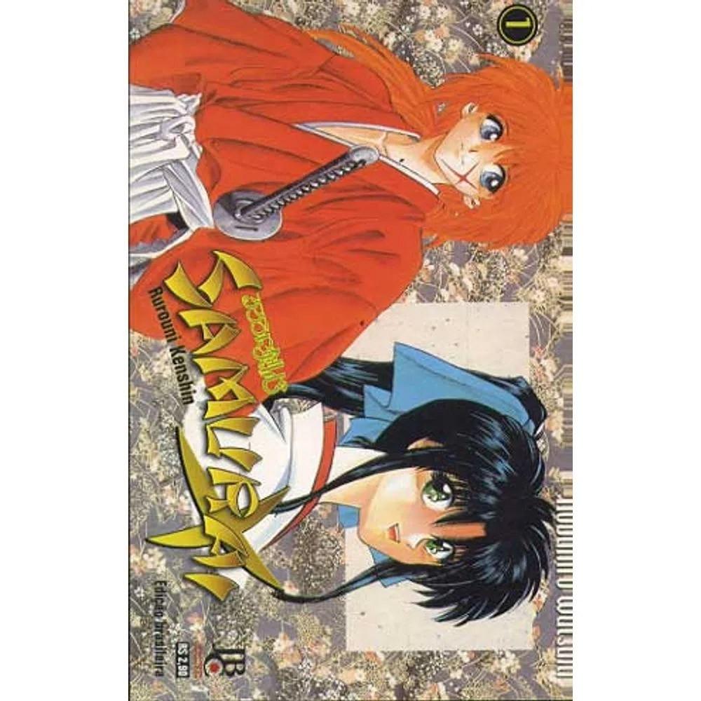 Samurai X - Rurouni Kenshin - Volume 01 - Usado