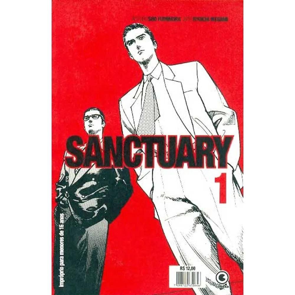 Sanctuary - Volume 01 - Usado
