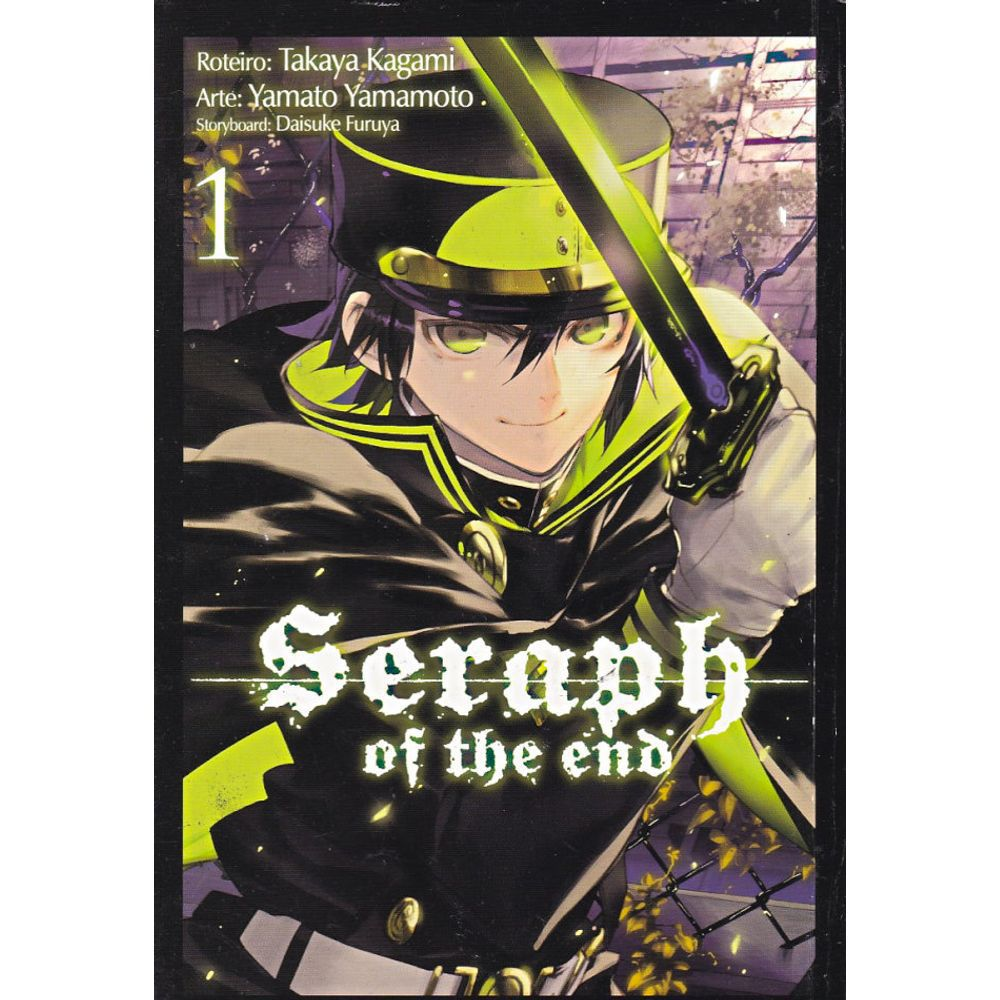 Seraph of The End - Volumes Avulsos