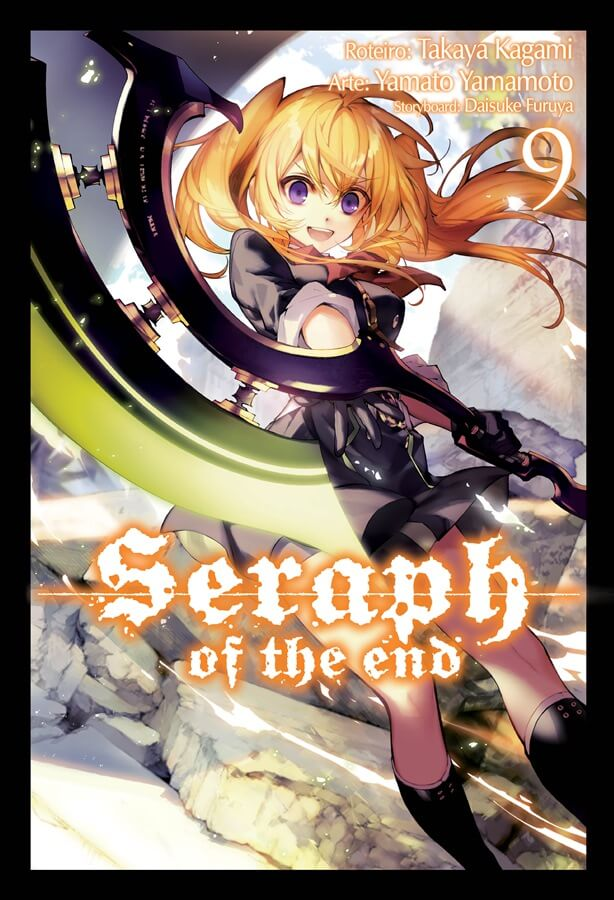 Seraph of The End - Volume 09