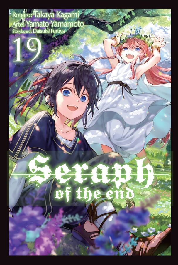 Seraph of The End - Volume 19