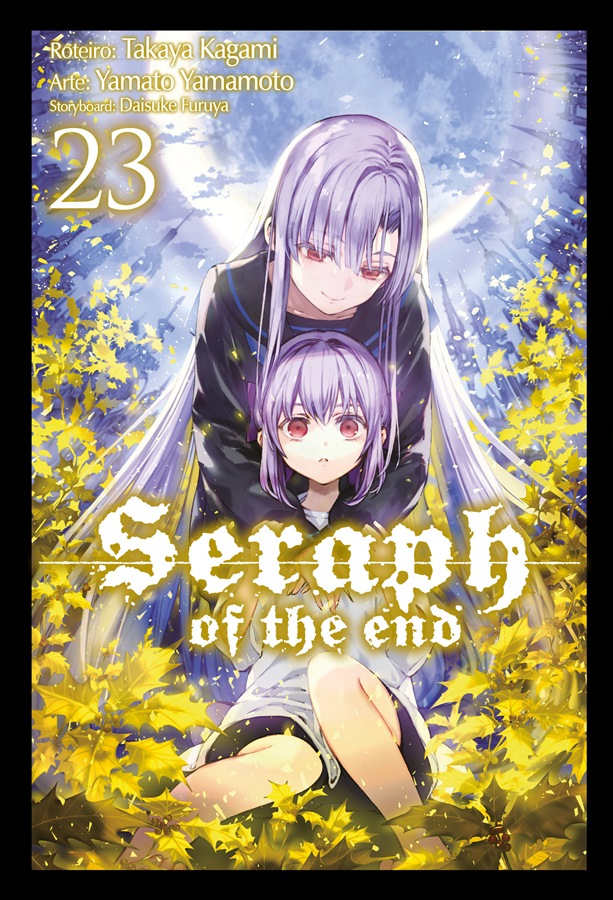 Seraph of The End - Volume 23