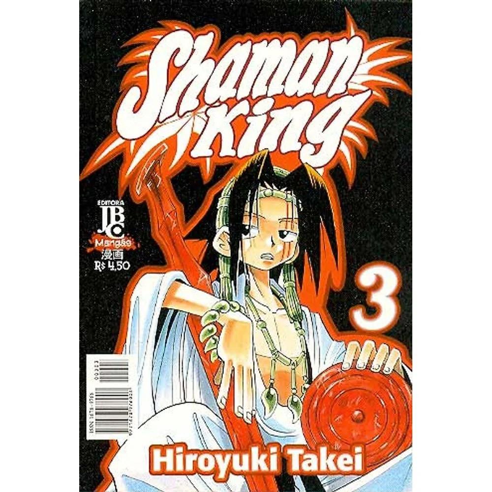 Shaman King - Volume 03 - Usado