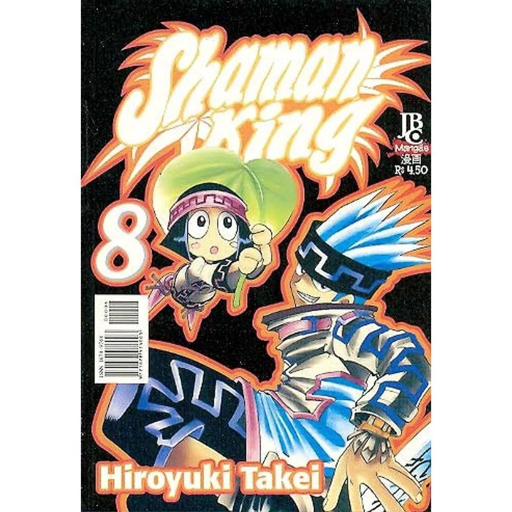 Shaman King - Volume 08 - Usado