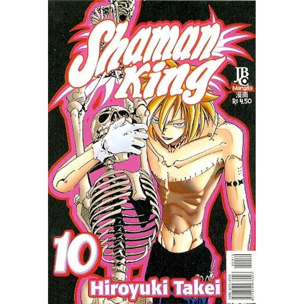 Shaman King - Volume 10 - Usado