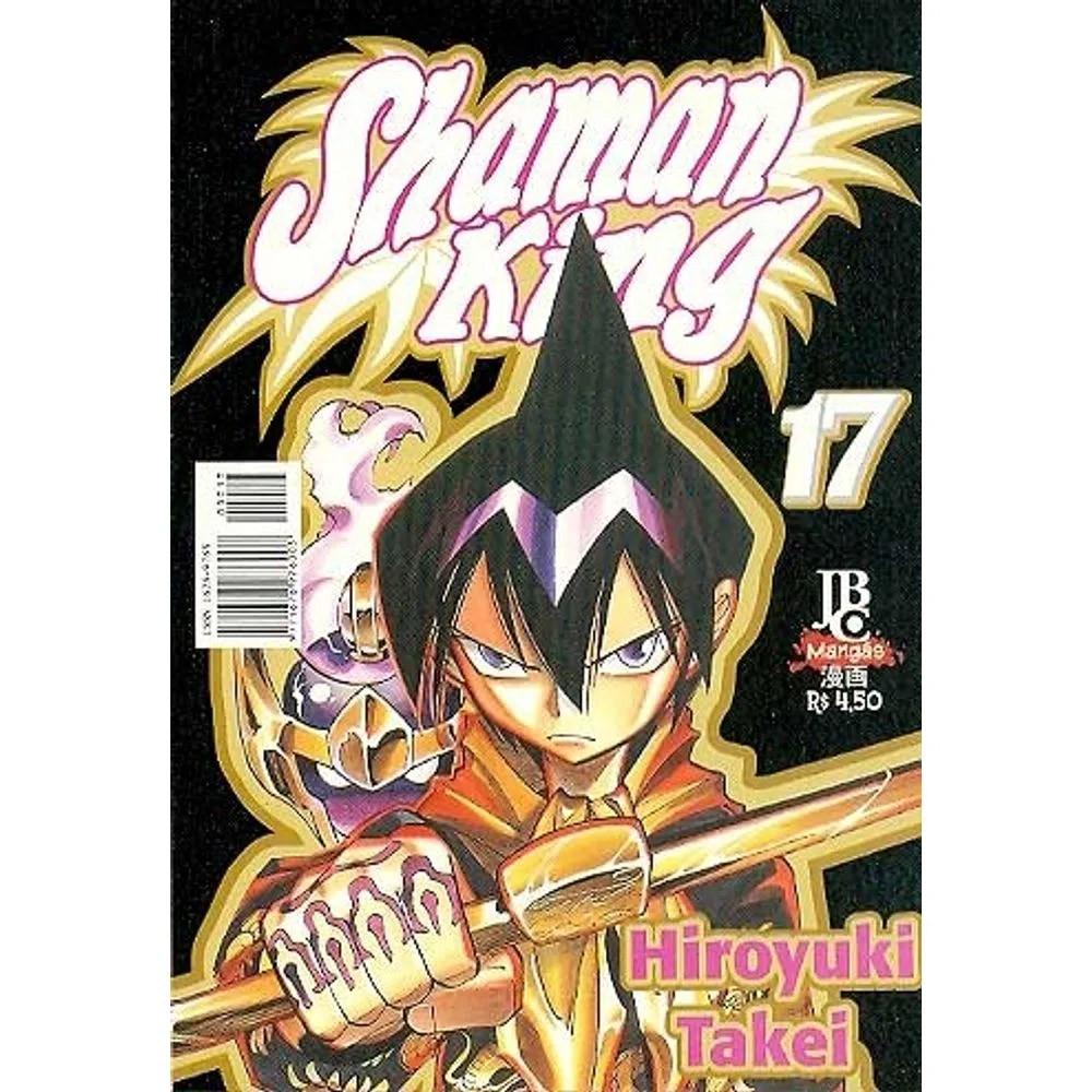 Shaman King - Volume 17 - Usado