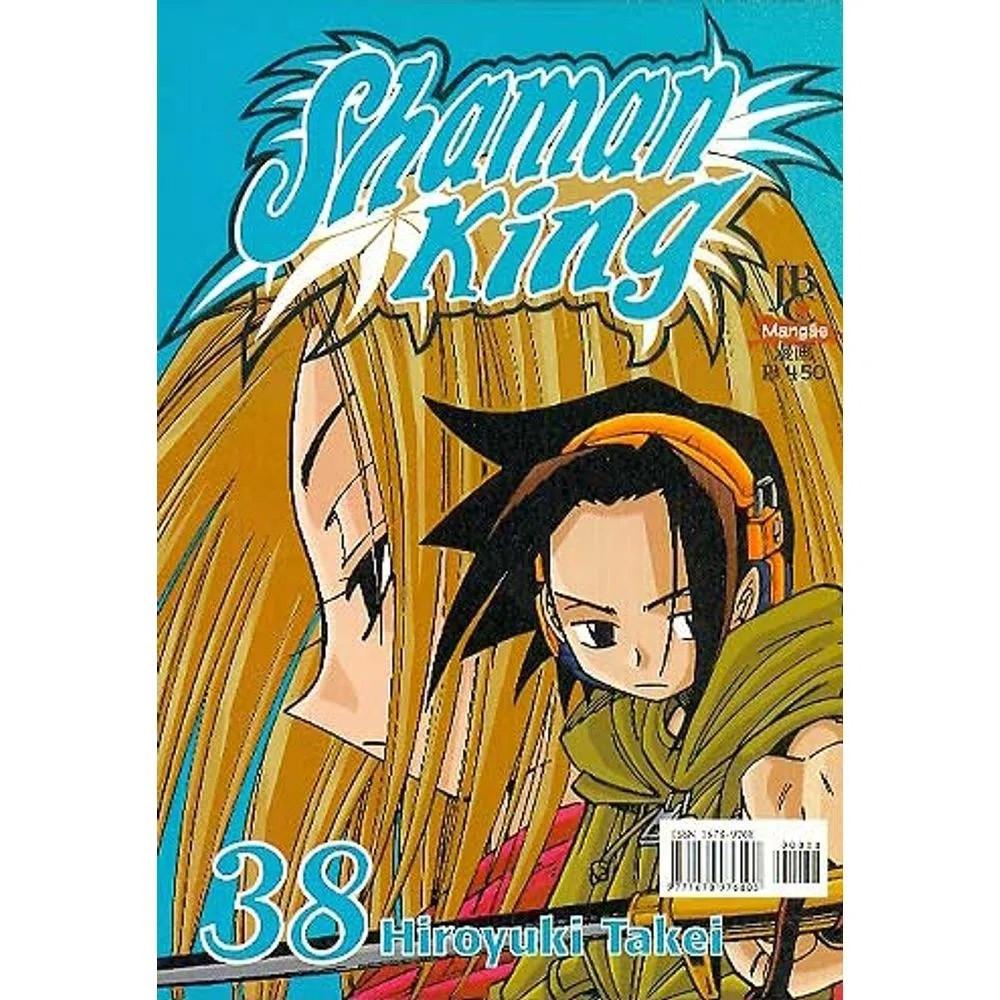 Shaman King - Volume 38 - Usado