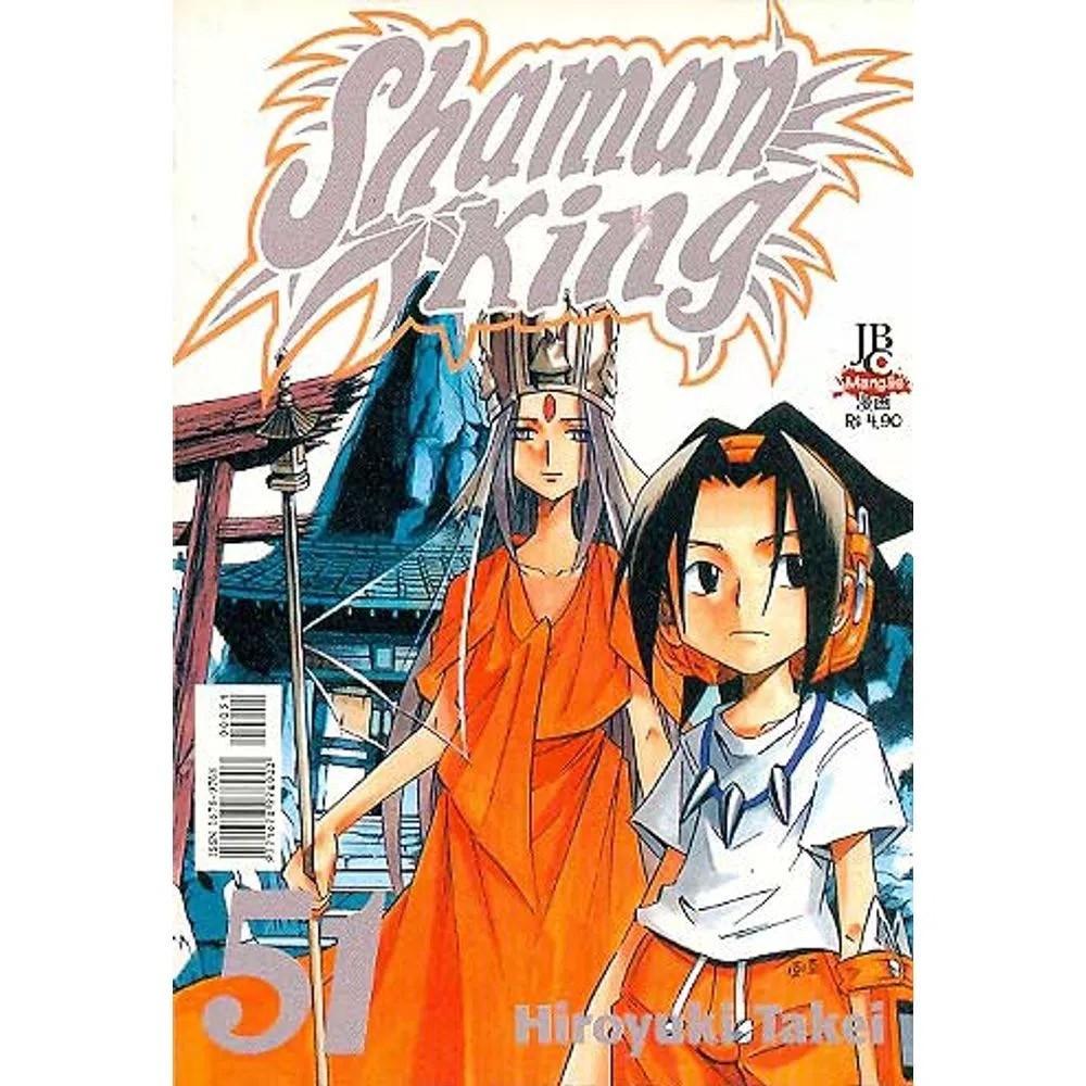 Shaman King - Volume 51 - Usado