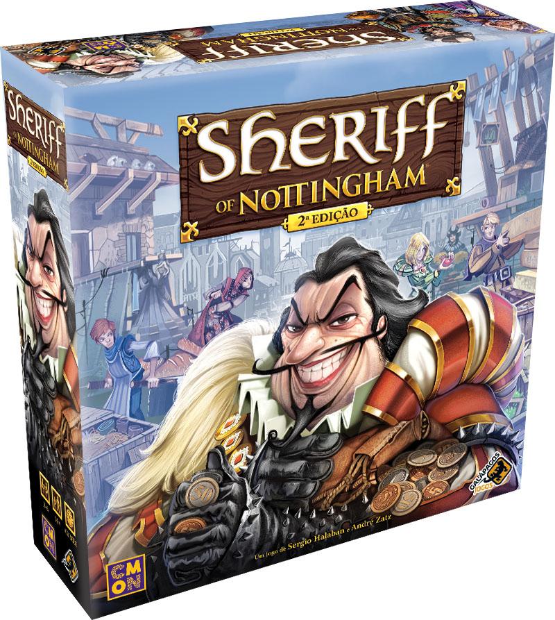 Sheriff of Nottingham - 2ª Edição