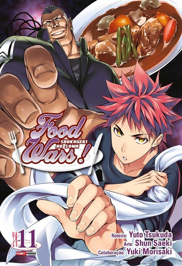Food Wars! / Shokugeki no Soma - Volume 11