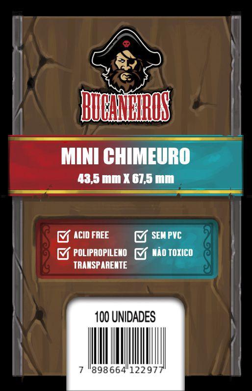 Sleeve Mini Chimeuro - (43,5x67,5) - Bucaneiros