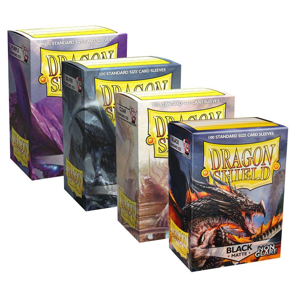 Sleeves Dragon Shield Matte Non-Glare