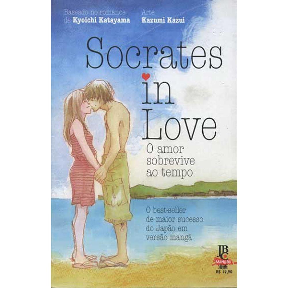 Socrates In Love - Volume Único