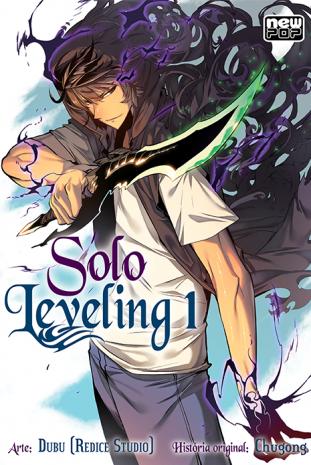 Solo Leveling - Full Color - Volume 01 - Usado
