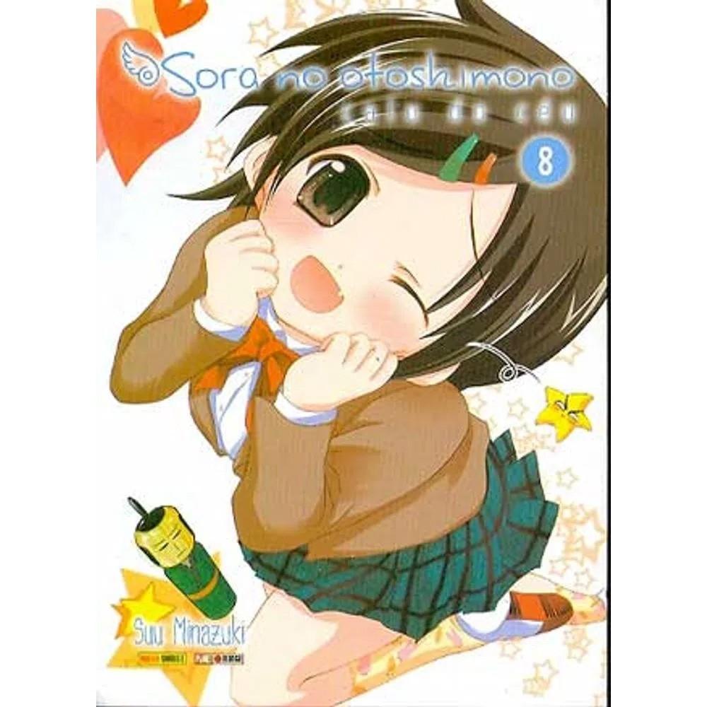 Sora no Otoshimono - Volume 08 - Usado