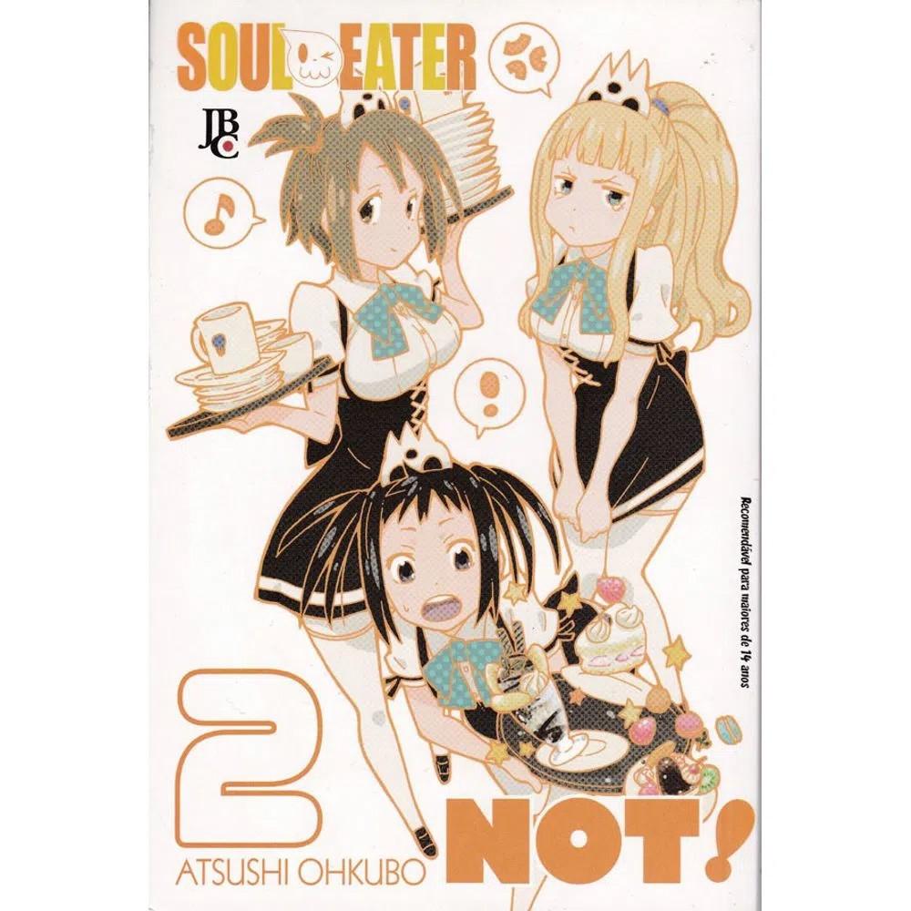 Soul Eater NOT! - Volume 02 - Usado
