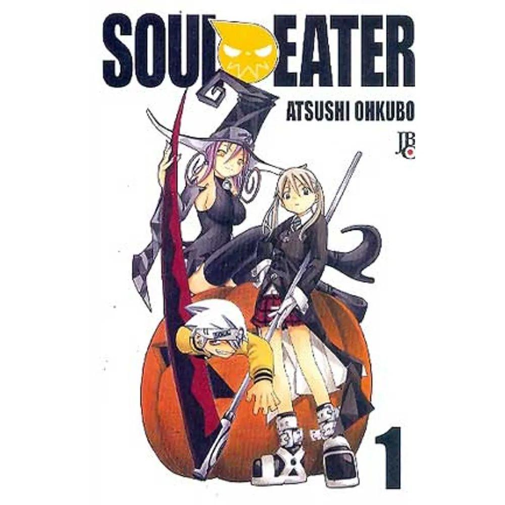 Soul Eater - Volume 01 - Usado