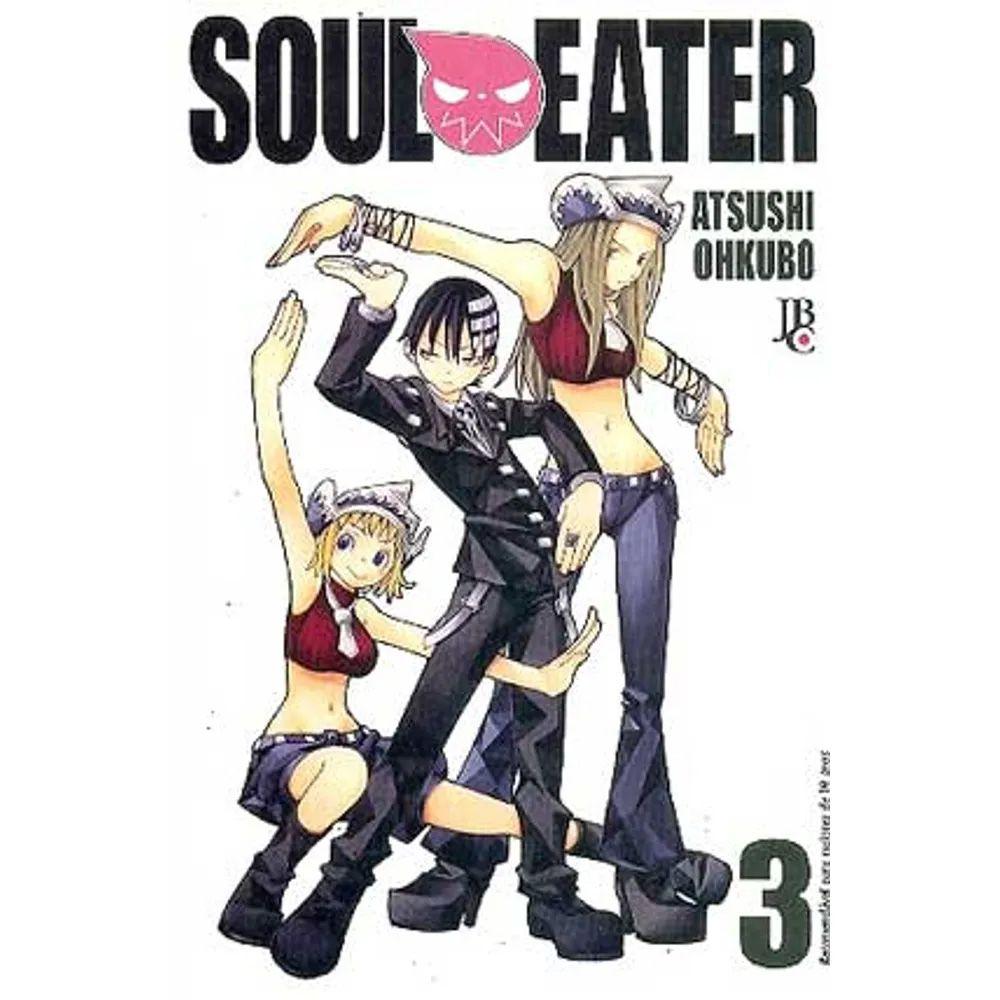 Soul Eater - Volume 03 - Usado