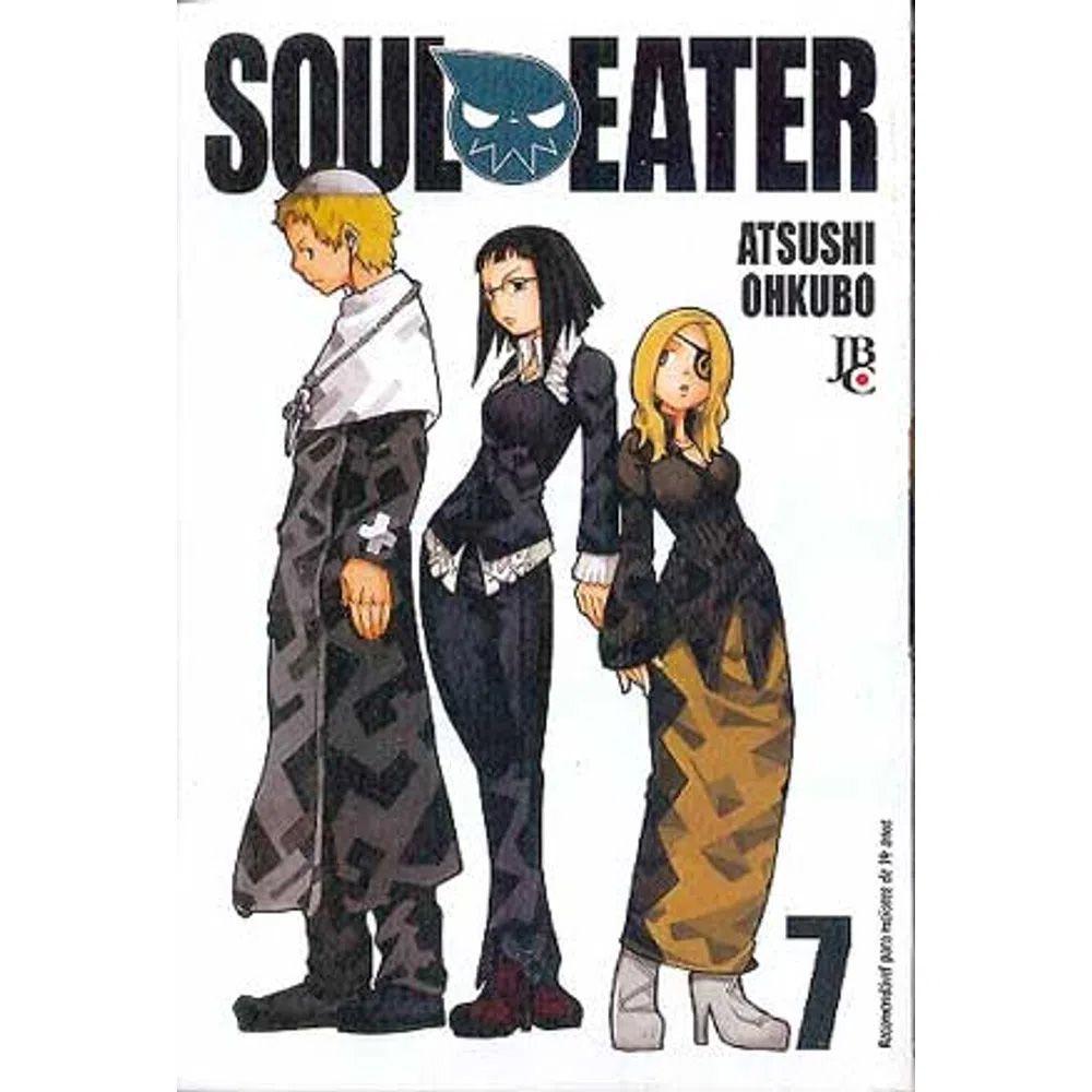 Soul Eater - Volume 07 - Usado