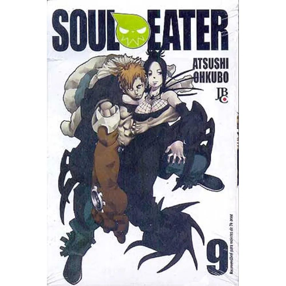 Soul Eater - Volume 09 - Usado