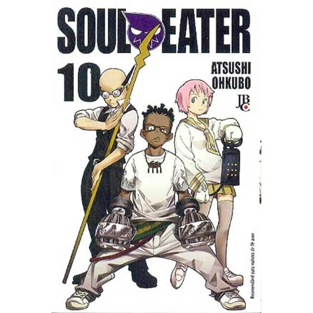 Soul Eater - Volume 10 - Usado
