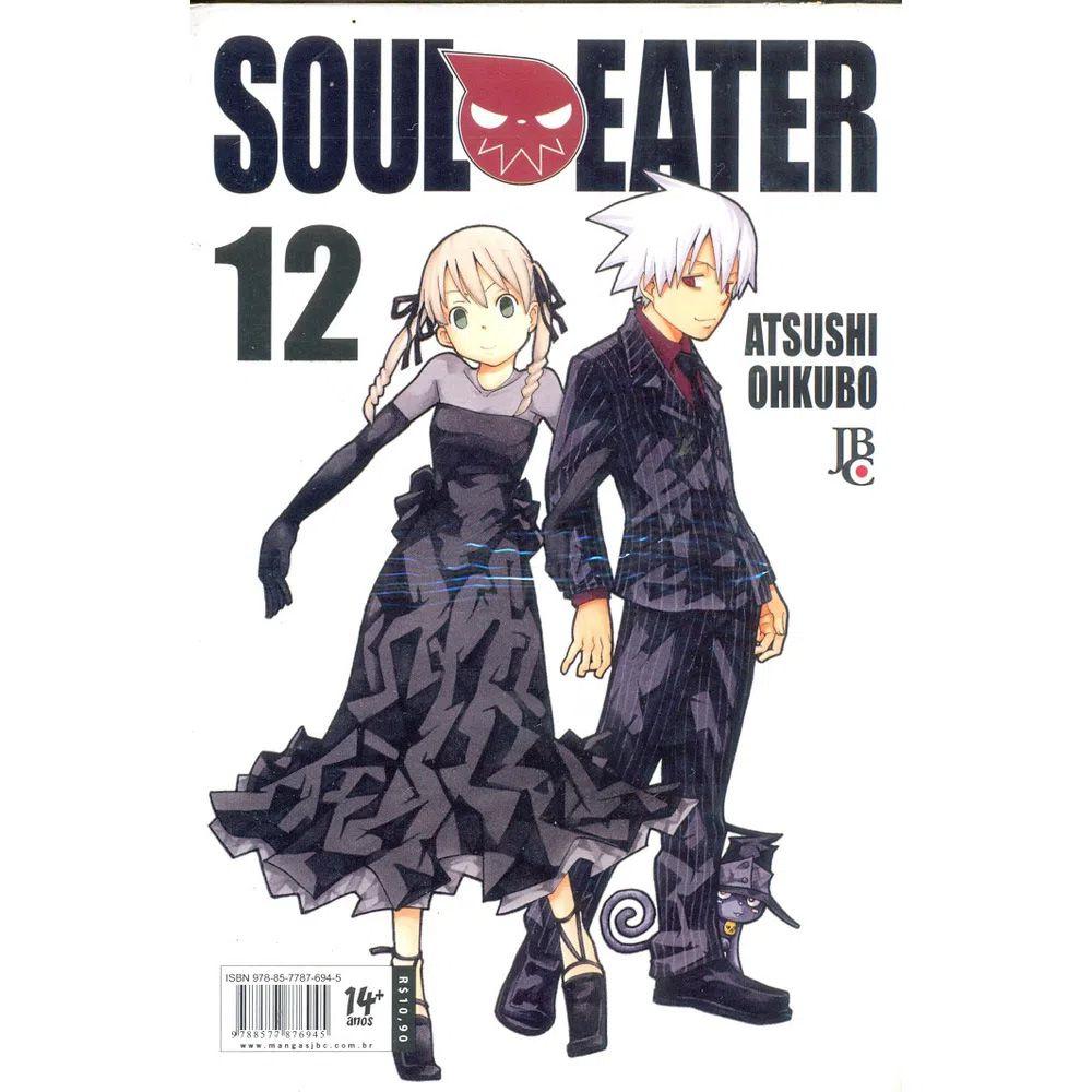 Soul Eater - Volume 12 - Usado