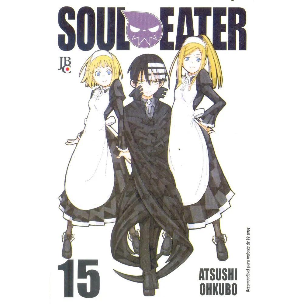 Soul Eater - Volume 15 - Usado