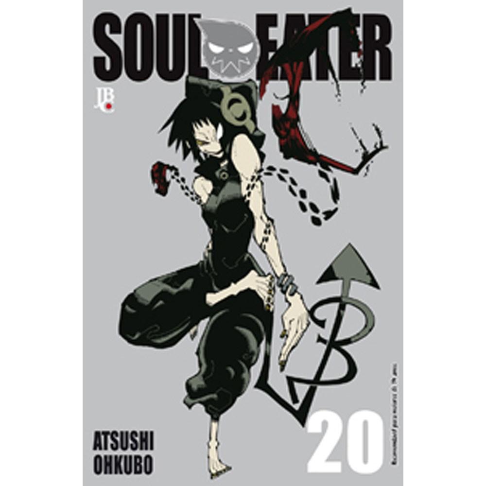 Soul Eater - Volume 20 - Usado