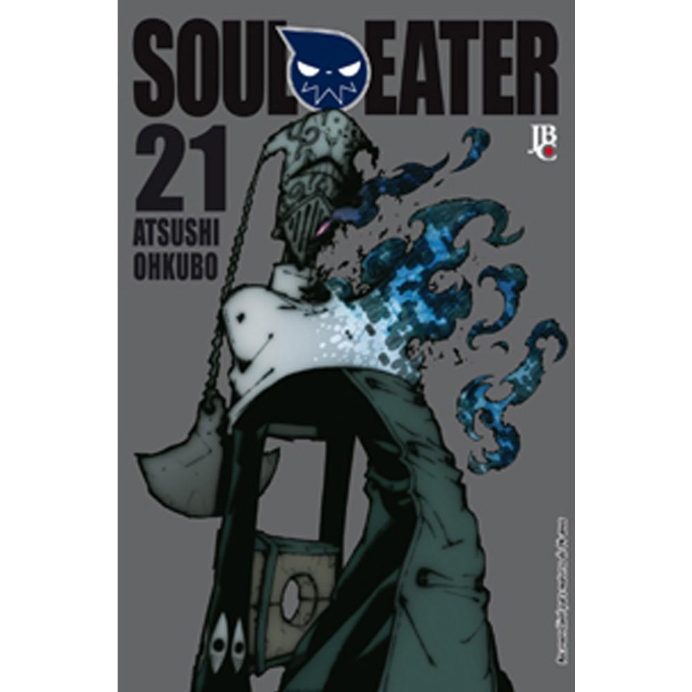 Soul Eater - Volume 21 - Usado