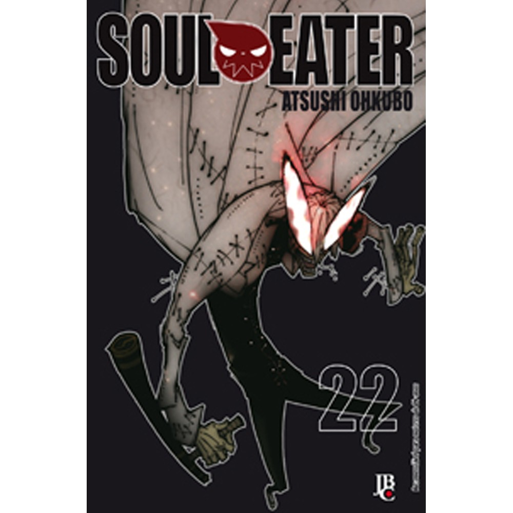 Soul Eater - Volume 22 - Usado