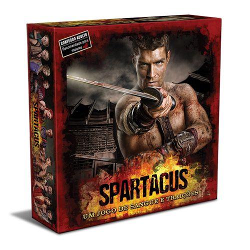 Spartacus - Um Jogo de Sangue e Traições