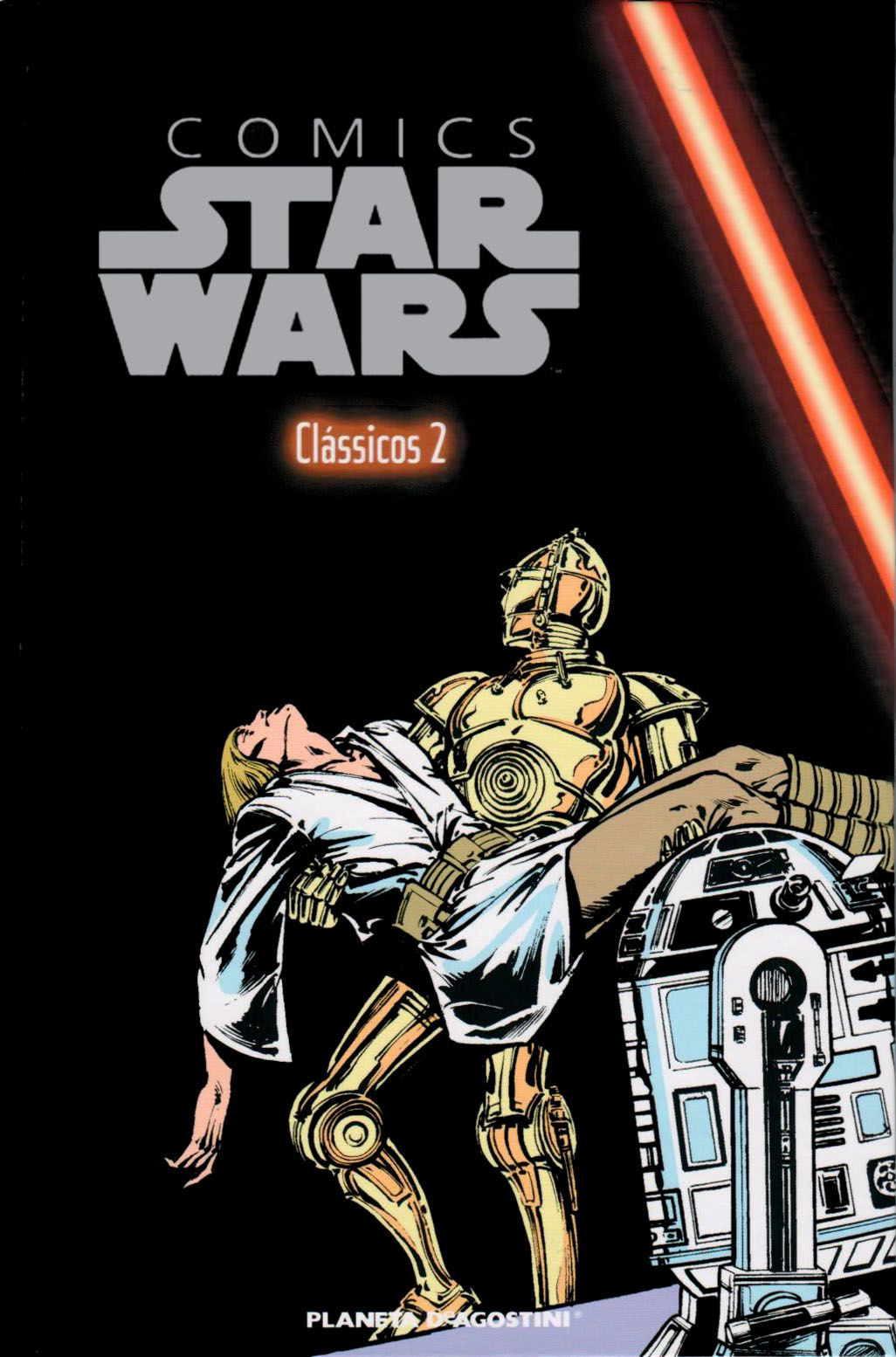 Star Wars Clássicos 1