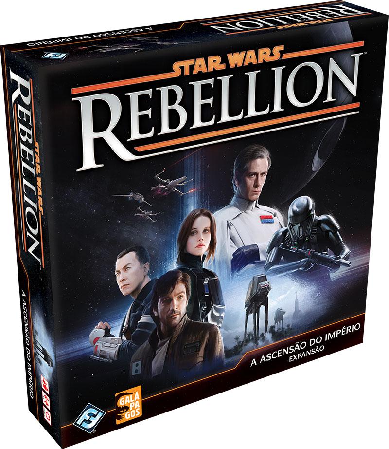Star Wars Rebellion - A Ascensão do Império - Expansão