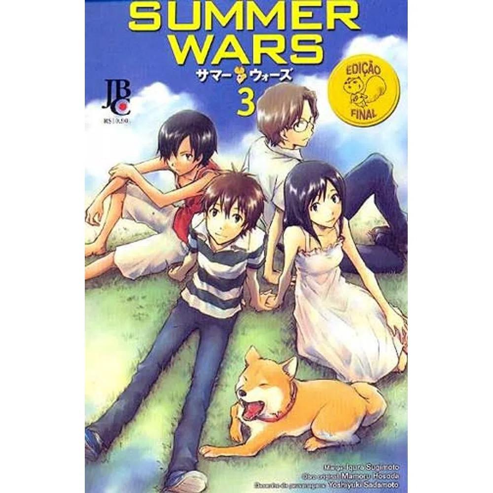 Summer Wars - Volume 03 - Usado